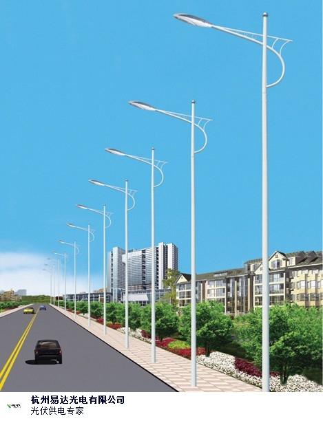 白山led太阳能路灯全套,太阳能路灯