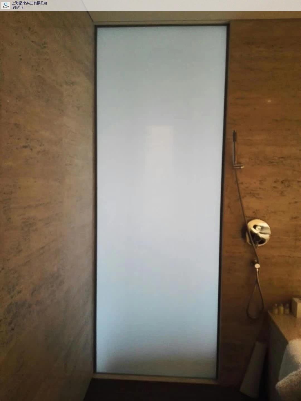 安徽辦公室霧化玻璃隔斷墻 服務至上 上海晶束實業供應