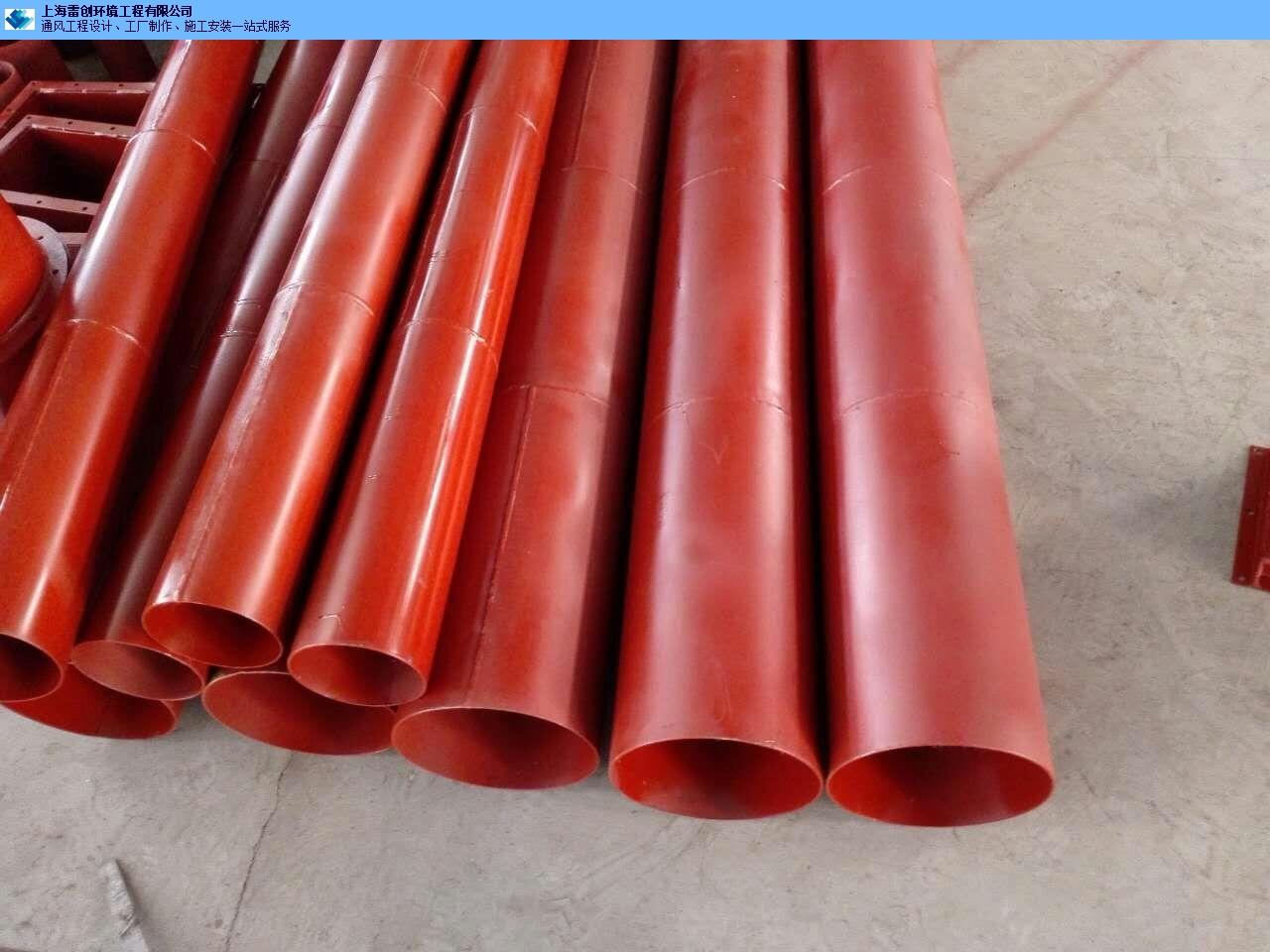 松江区烟道镀锌焊接风管,焊接风管