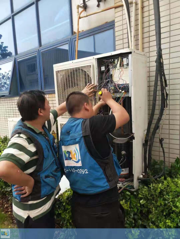 宝山天加中央空调维修,中央空调