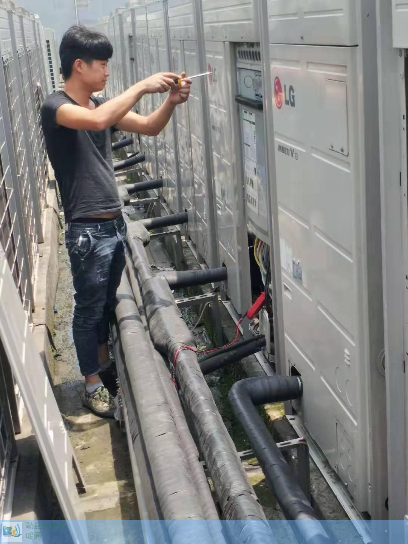 宝山麦克维尔中央空调拆装,中央空调