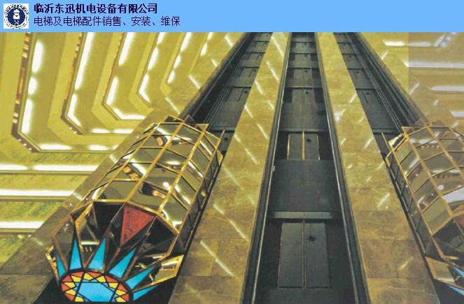 沂水观光电梯安装哪家好 客户至上 临沂东迅机电设备供应