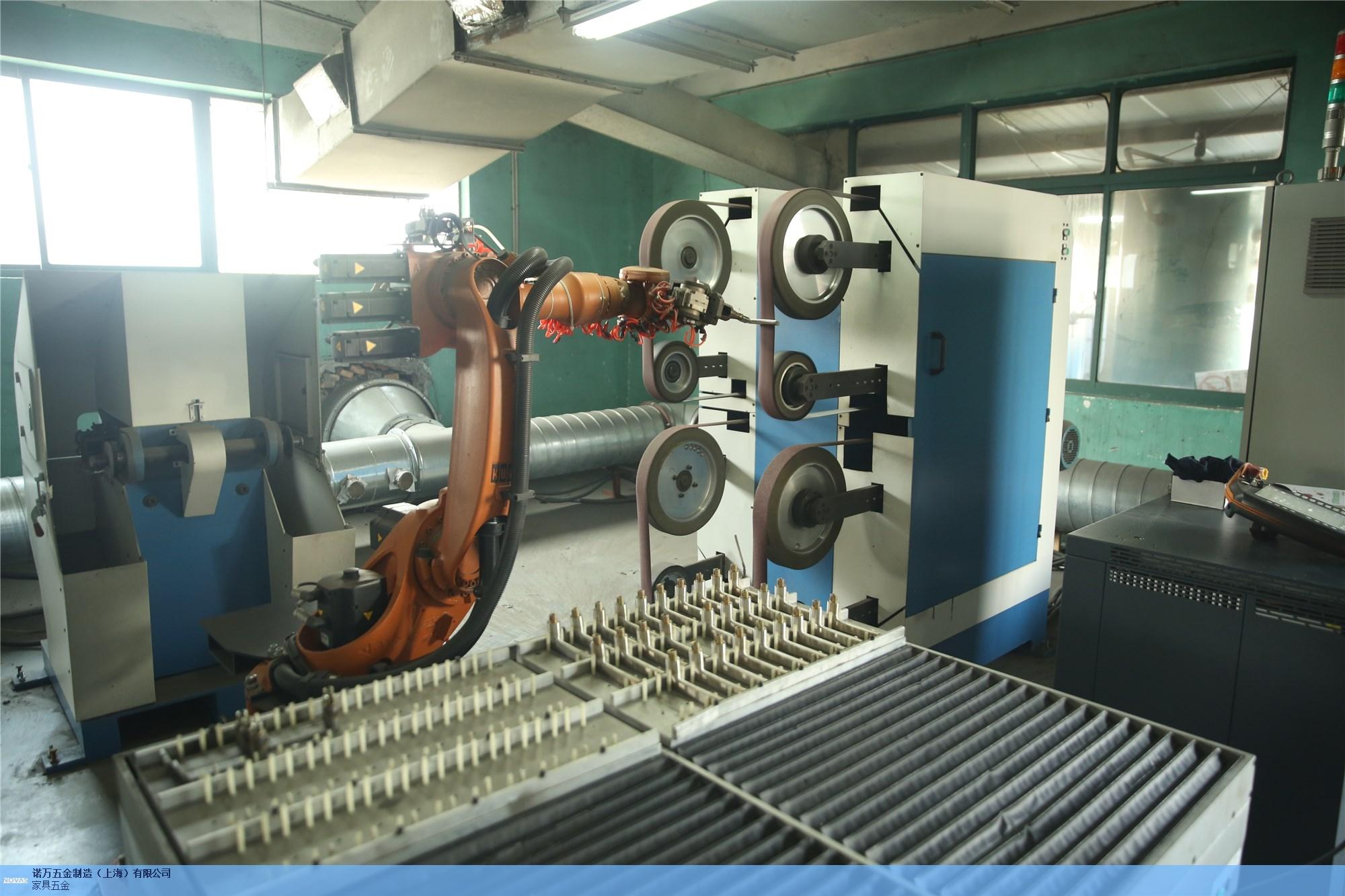 机器人抛光打磨常用指南 值得信赖「诺万五金制造(上海)供应」