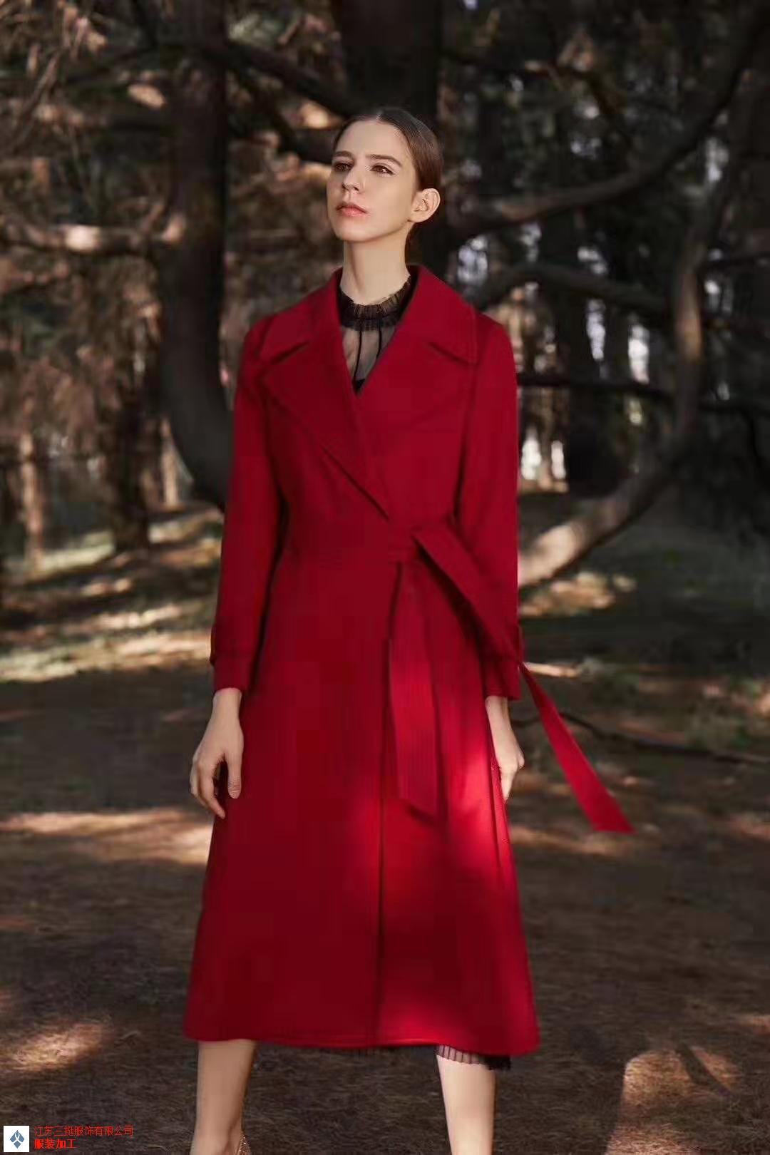 原装女大衣定做畅销全国,女大衣定做