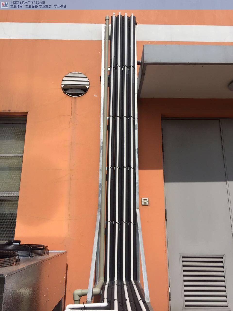 杭州艾默生机房空调清洗上门维修,机房空调清洗