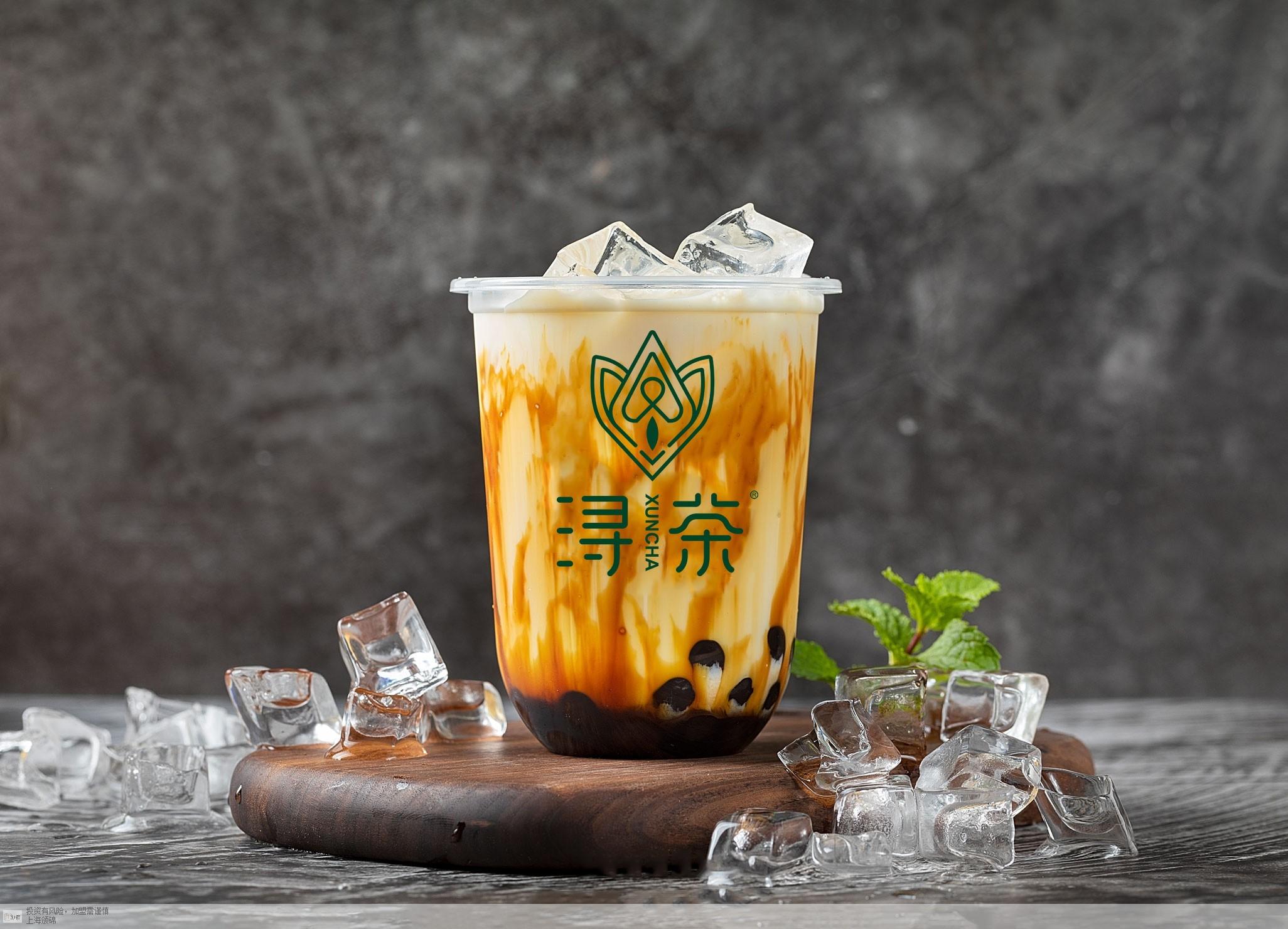 江苏奶茶店招商「上海颁锦企业管理供应」