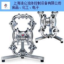 上海原装L系列不锈钢气动隔膜泵DL25-SA 和谐共赢「上海浩仑流体控制设备供应」
