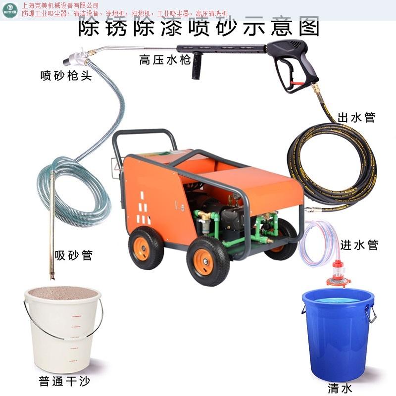 工业防爆高压清洗机,高压清洗机