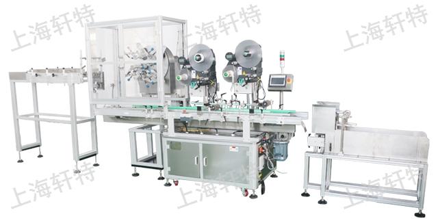 黑龙江双面贴标机哪里有 服务至上「上海轩特机械设备供应」