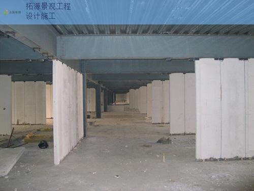 庫存ALC蒸壓加氣混凝土板貨源推薦 推薦咨詢 上海柘源景觀工程供應