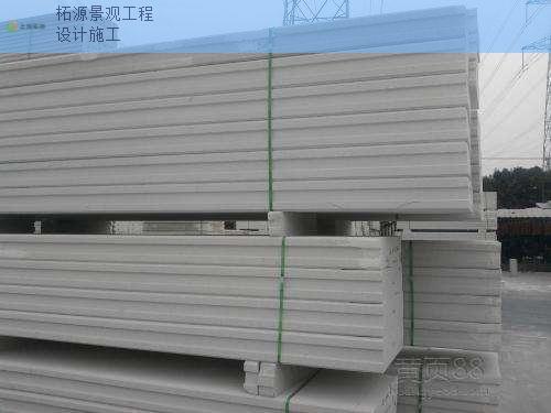 江苏GRC轻质隔墙板供应 贴心服务 上海柘源景观工程供应