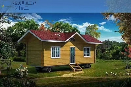 常州木房子设计施工供应,木房子设计施工