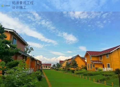 江苏销售木房子设计施工 贴心服务 上海柘源景观工程供应