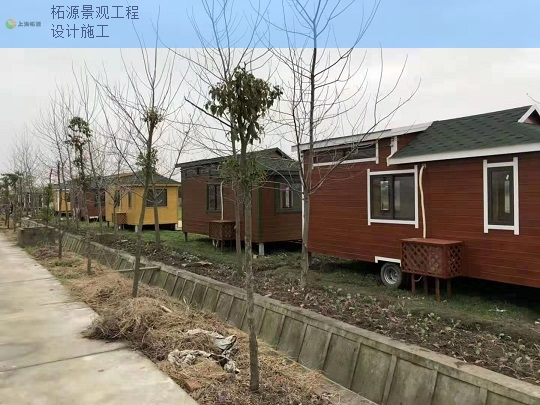 江苏木房子设计施工厂家哪家好 诚信经营 上海柘源景观工程供应