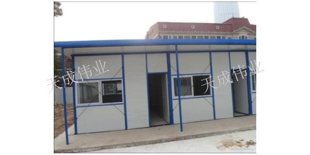 昌吉彩钢房厂