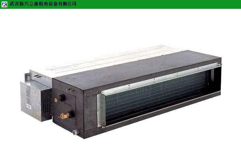 江夏酒店格力風管式中央空調