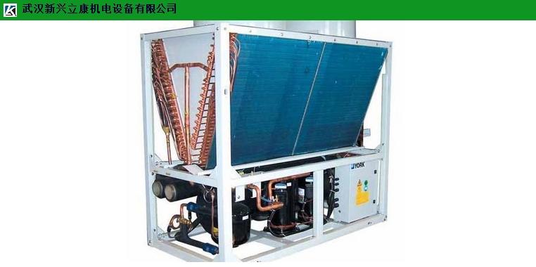 沌口学校美的风冷模块式水机中央空调维修 服务为先 武汉新兴立康机电设备工程供应