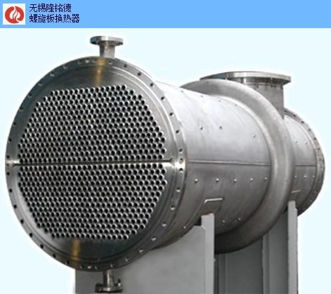 梁溪区螺旋板换热器上门安装,螺旋板换热器