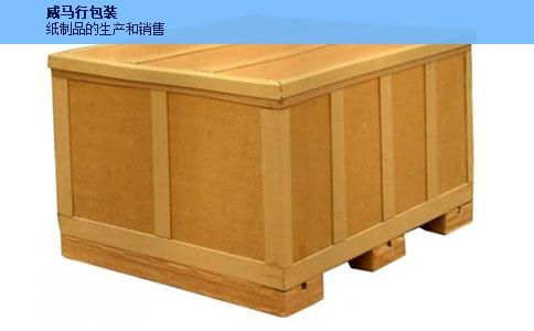 福建智能代木纸箱价格 有口皆碑 无锡威马行包装制造供应