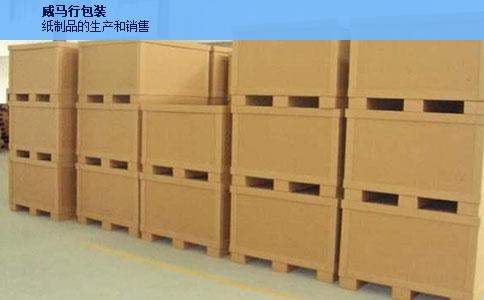 浙江纸箱代木纸箱厂 欢迎来电 无锡威马行包装制造供应