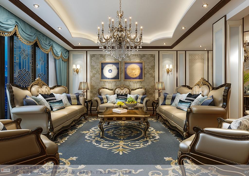 上海放心别墅装修价格,别墅装修