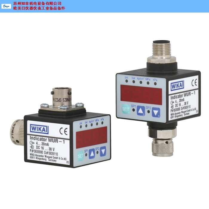 苏州热电阻温度计哪个品牌好 诚信服务 苏州知非机电设备供应