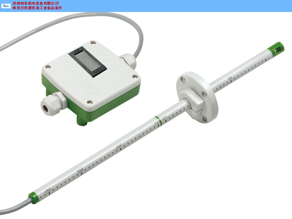 常州温湿度计温湿度传感器型号 服务为先 苏州知非机电设备供应