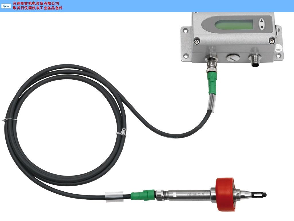 上海蔬菜大棚温湿度传感器原装进口 欢迎来电 苏州知非机电设备供应