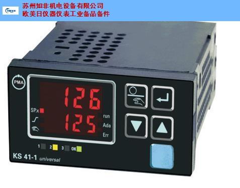 江苏面板安装温度控制器哪个品牌好 来电咨询 苏州知非机电设备供应