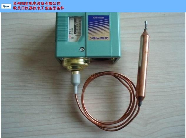 江苏墙面安装温度控制器交货期快 客户至上 苏州知非机电设备供应