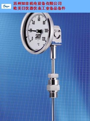 上海气包式温度计价格货期 欢迎来电 苏州知非机电设备供应