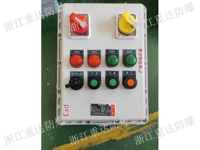 防水防爆控制箱怎么样 客户至上「浙江重达防爆电器供应」