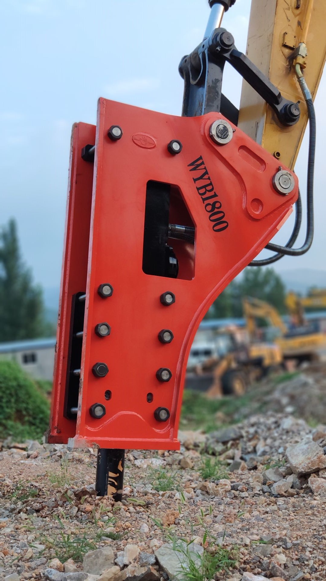 蓬莱自动重型破碎锤销售价格 欢迎来电「顺天供应」