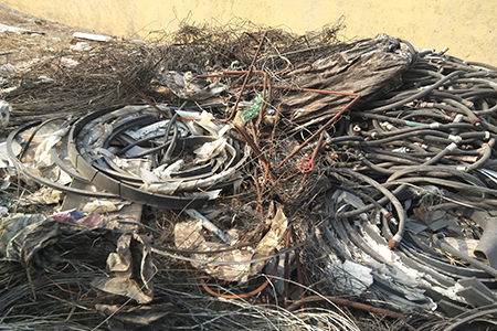烟台旧电缆回收公司「江丰供应」