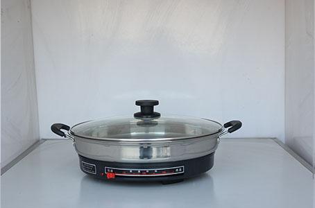 周村摆摊用电煎锅一个多少钱