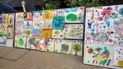 工业园区少儿创意美术培训班「艺尚宝贝供应」