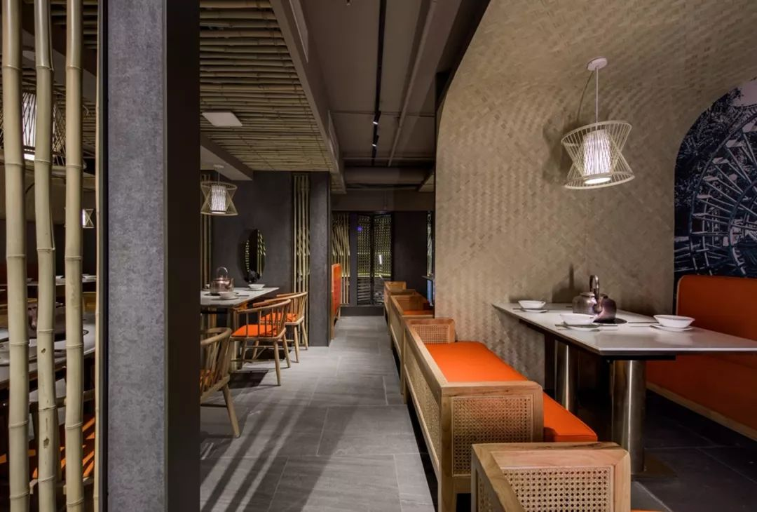 广州主题餐厅装修