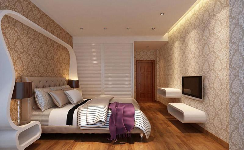酒店全屋装修「紫帆供」