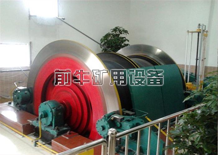 上海矿用提升机价格「前牛矿用供」