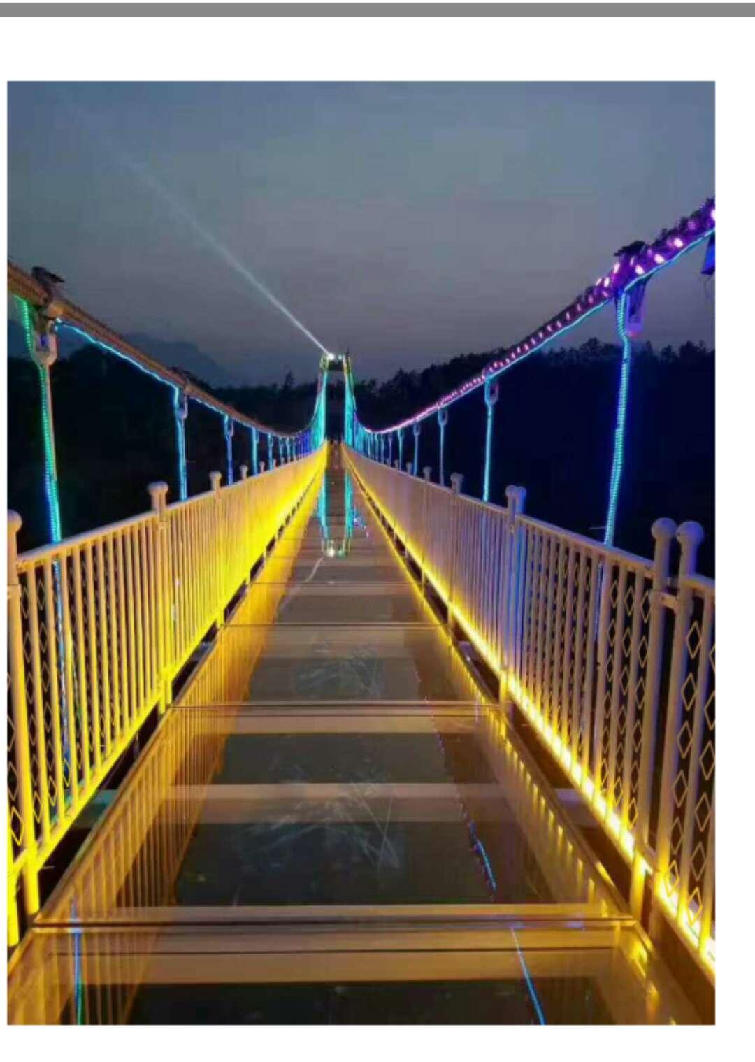 河南省钢架吊桥哪家好,吊桥