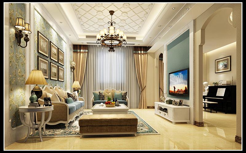 厦门客厅装修 欢迎来电 厦门豪佳居装饰工程供应