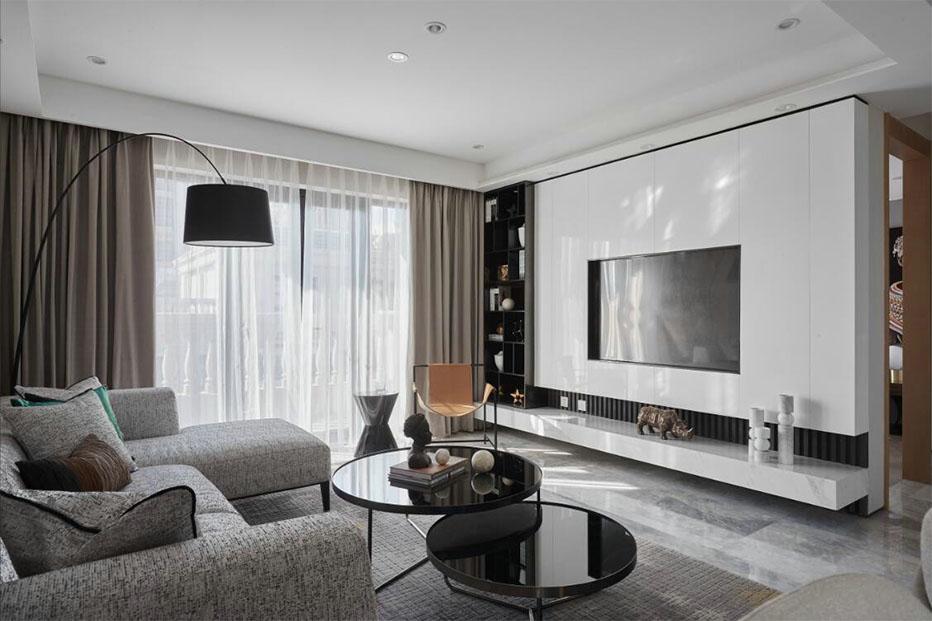 厦门客厅装修风格 值得信赖 厦门豪佳居装饰工程供应