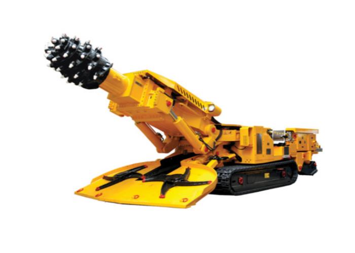 高明区硬岩型巷道掘进机 诚信互利 贵州础润机械设备供应