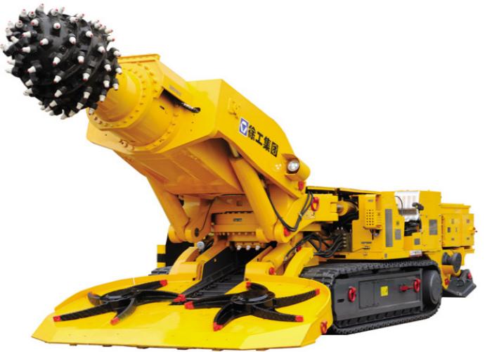 成武掘进机信誉保证 诚信经营 贵州础润机械设备供应