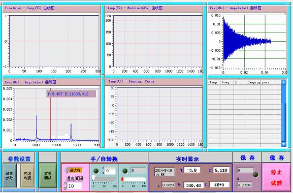 河南高溫彈性模量測試儀產品介紹,高溫彈性模量測試儀