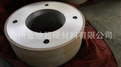 南京无心磨金刚石砂轮供应商 贴心服务 金地超硬材料供应