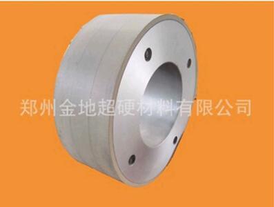 浙江金属结合剂金刚石砂轮定制 贴心服务 金地超硬材料供应