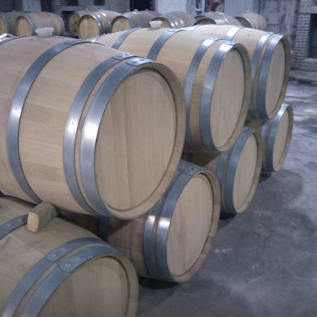 张裕橡木酒桶工厂
