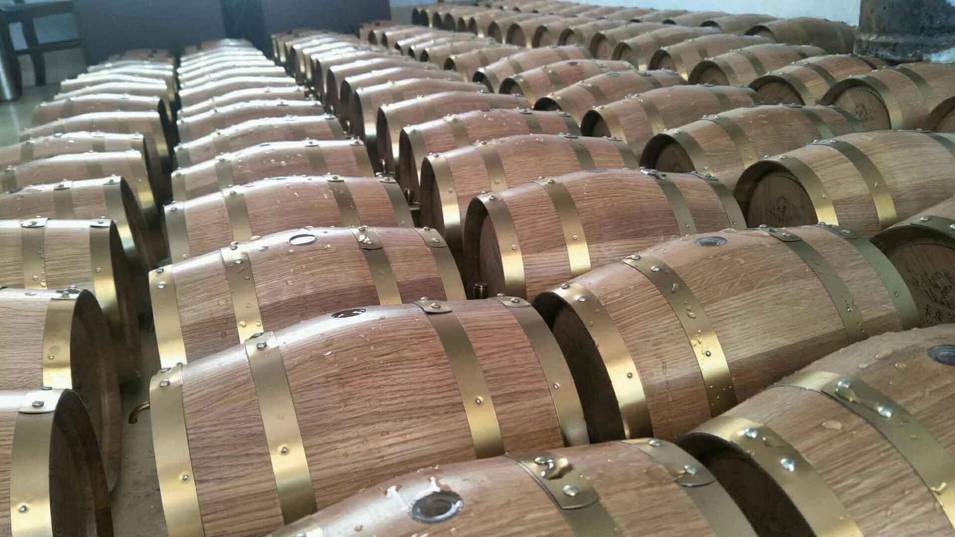 烟台马拉车橡木酒桶加工厂