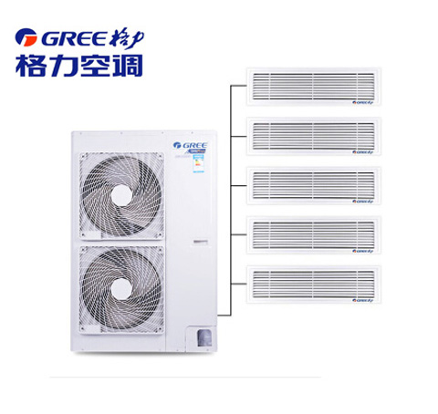 菏泽格力中央空调安装,中央空调